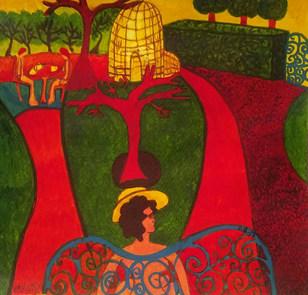 Woodstock Garden Eire