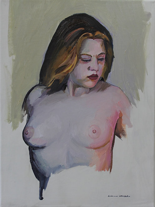 Nude 1 Ambience Study