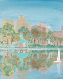 Central Park Kerb's Boathouse 2