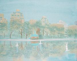 Central Park Kerb's Boathouse 1