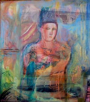 """Night Gardener"" Barbara Harnack"