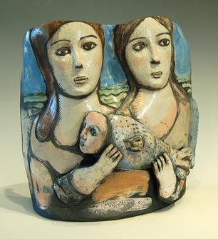"""""""The Fisherman's daughters"""" Barbara Harnack"""