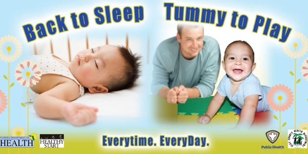 Baby & Me Safe Sleep Class