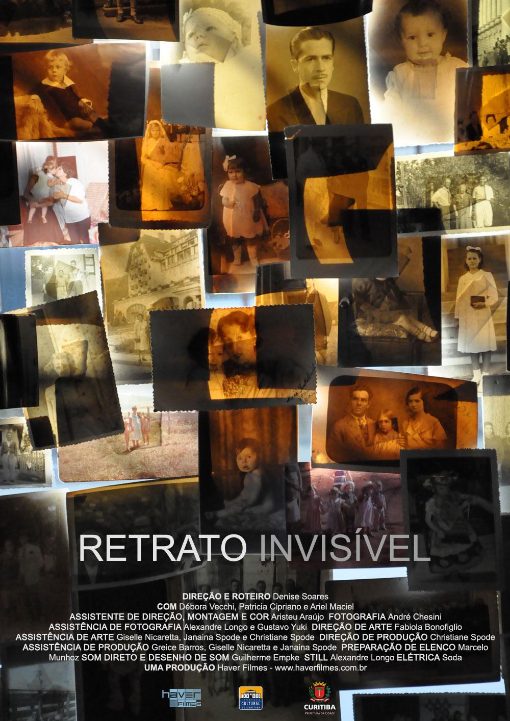 RETRATO INVISÍVEL (2013)