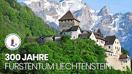300-Jahr-Feier Liechtensteins