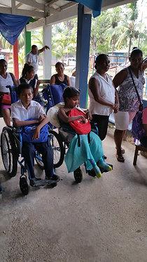 Lichtblick - heilpädagogische Hilfe Nicaragua