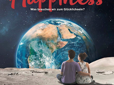 Global Happiness Ausstellung im Landesmuseum