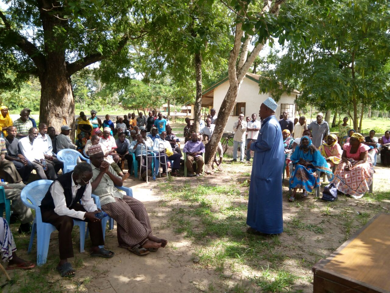 Community Peace Committees