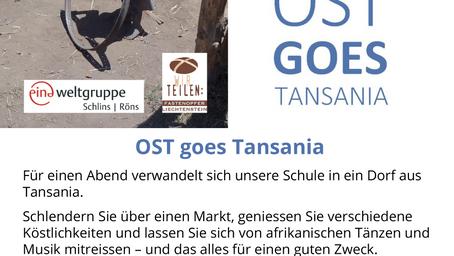 OST goes TANSANIA