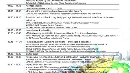 LBV-Konferenz: Nachhaltiges Investieren