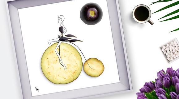 Miss Eggplant