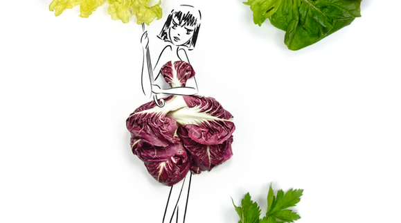 Lady Salad