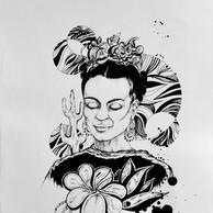 Frida cactus