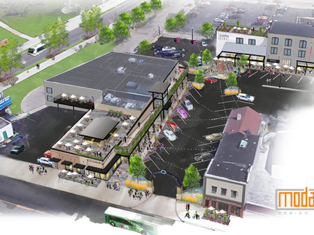 Canal District - New Entertainment District to be Developed