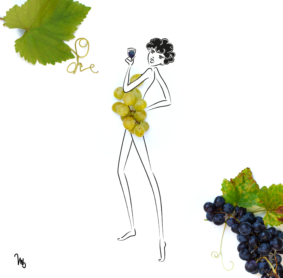 Lady Grapes