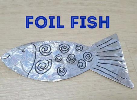 Foil Fish Craft