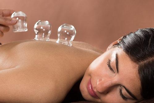 60 Min Massage + 30 Min Cupping - Gift Certificate