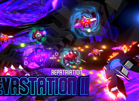 Devastation II New Cover Art!