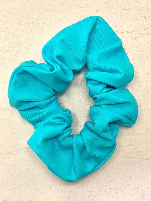 Classic Scrunchie- Electric Blue