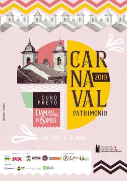 Carnaval Patrimônio Ouro Preto 2019