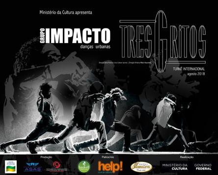 Turnê Internacional Grupo Impacto