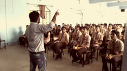 Motivational Session in Schools