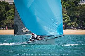 SB20 Singapore National Championship