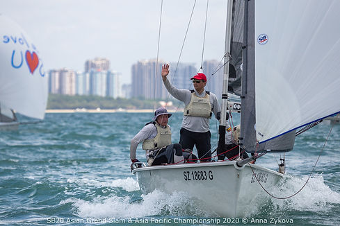DAY 3 FINAL DAY 2020 SB20 Asian Grand Slam And Asia Pacific Championships