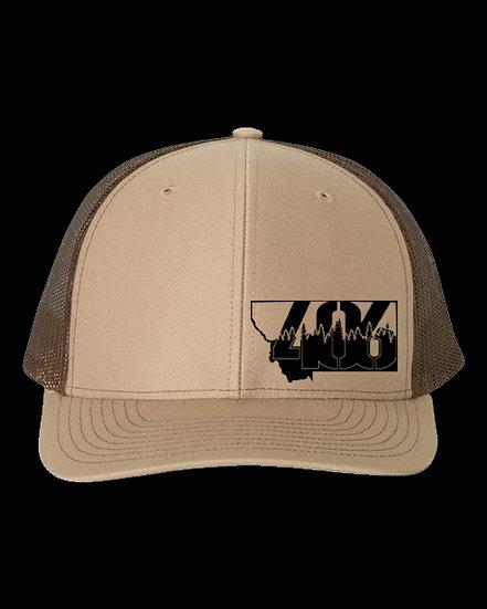 406 Wilderness Trucker Hat