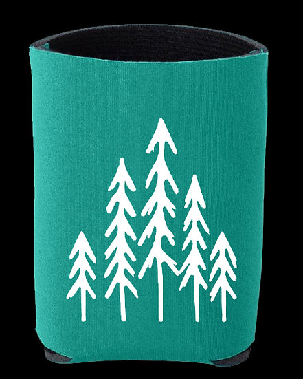 WS Simple Tree Koozie