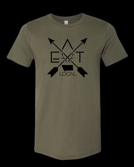 Eat Local LTD T-Shirt
