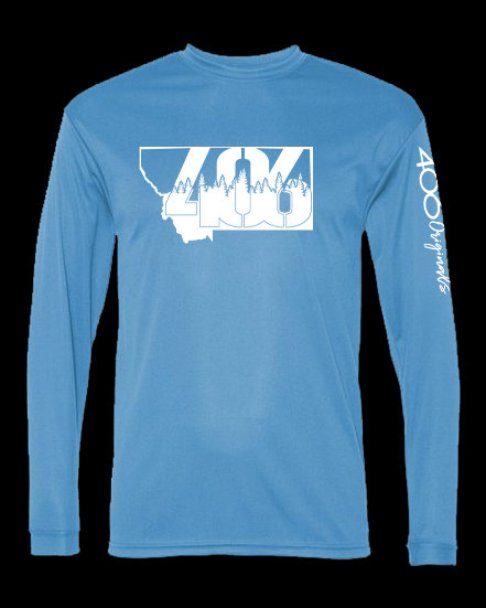406 Wilderness Performance Longsleeve