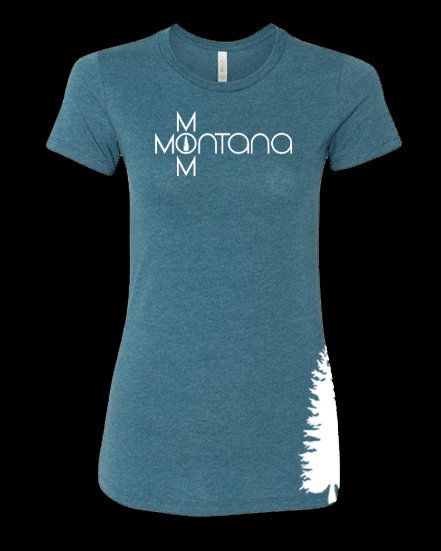 WS Montana Mom Women's Favorite Tee