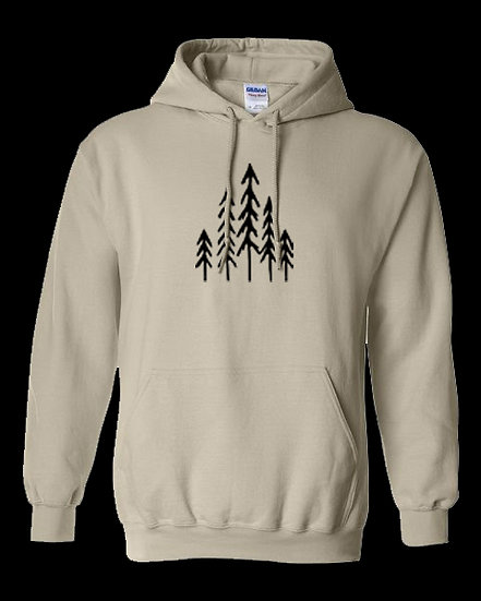 Simple Trees Hoodie