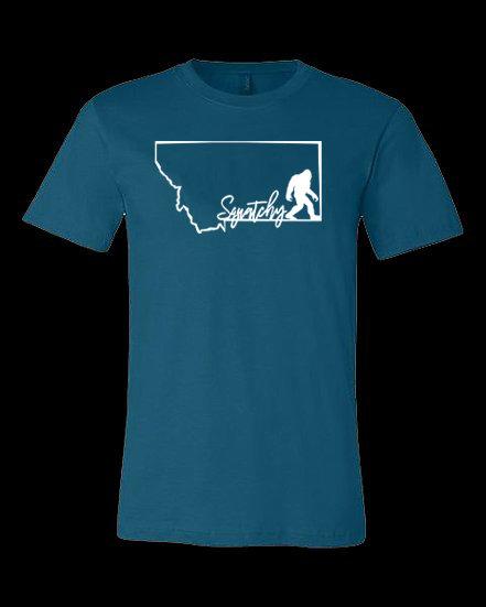 WS MT Squatchy T-shirt