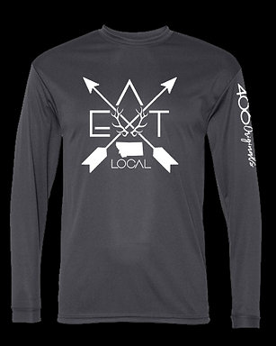 Eat Local LTD Performance Longsleeve