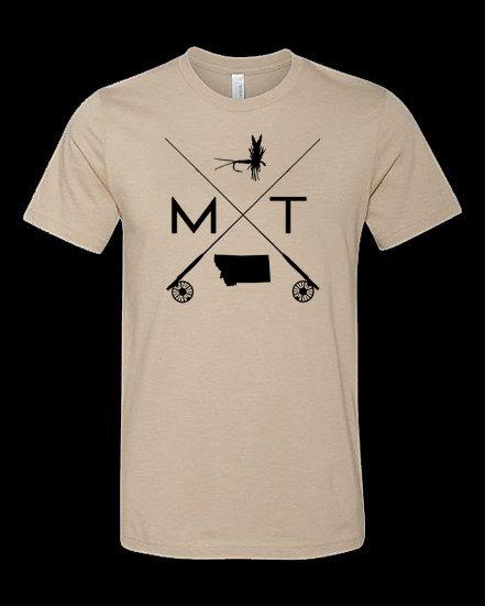 Fish Montana T-Shirt