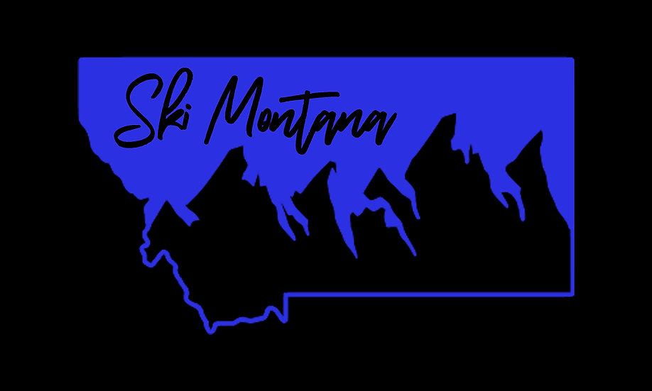 WS Ski Montana Decal