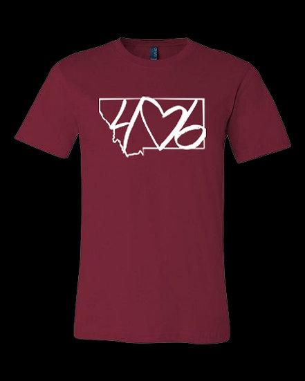 WS 406 Love T-Shirt