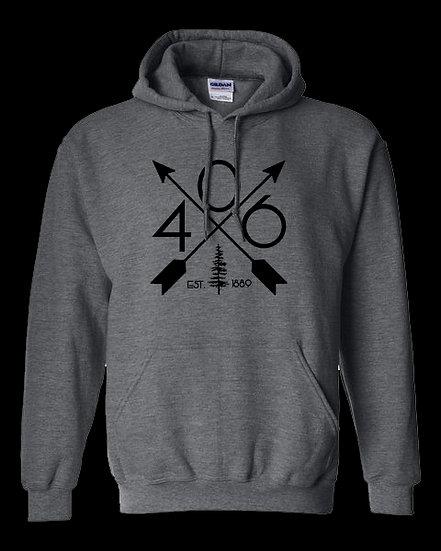 406 Est. 1889 Hoodie
