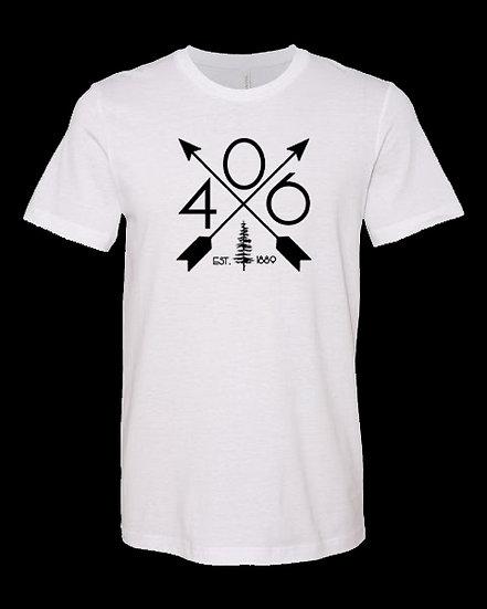 406 Est. 1889 T-Shirt
