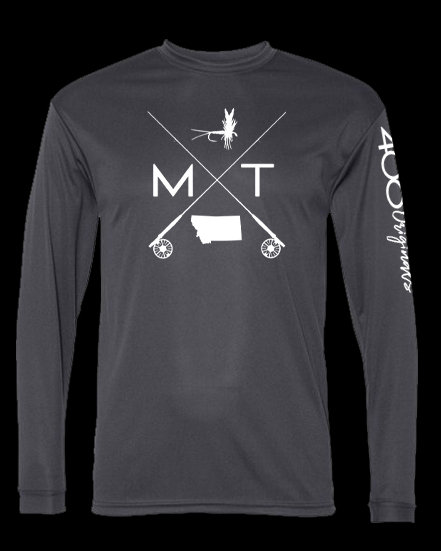 WS Fish MT Performance Longsleeve