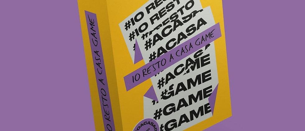 #IoRestoACasaGame - Limited Edition 2020