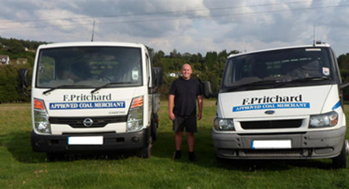 F Pritchard Coal Merchants, Ian Pritchard, Coal Merchants Forest of Dean, Coal Merchants Gloucestershire, Coal Merchants Monmouthshire, Coal Merchants Herefordshire