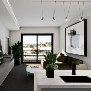 Geelong apartment renovation