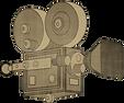 Old Fashioned Film Camera