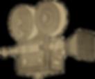 Altertümlich Filmkamera