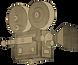 Ouderwetse Camera van de Film