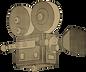 구식 필름 카메라