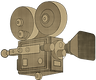 オールドファッションフィルムカメラ